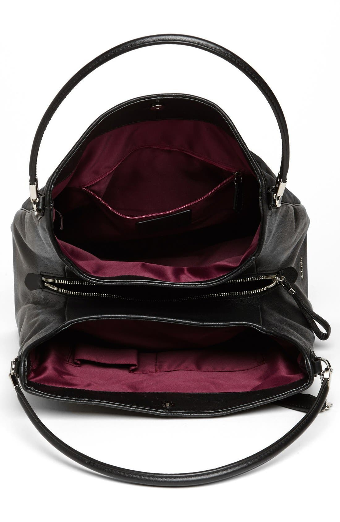Alternate Image 3  - COACH 'Madison - Phoebe' Leather Shoulder Bag