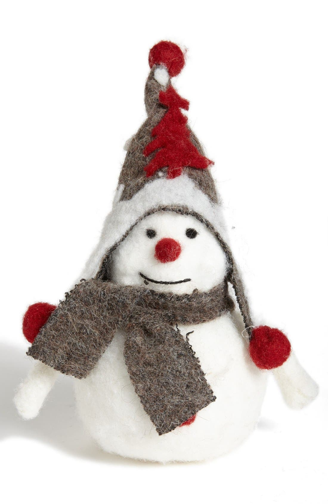 Main Image - Shea's Wildflower 'Oliver the Snowman' Decoration