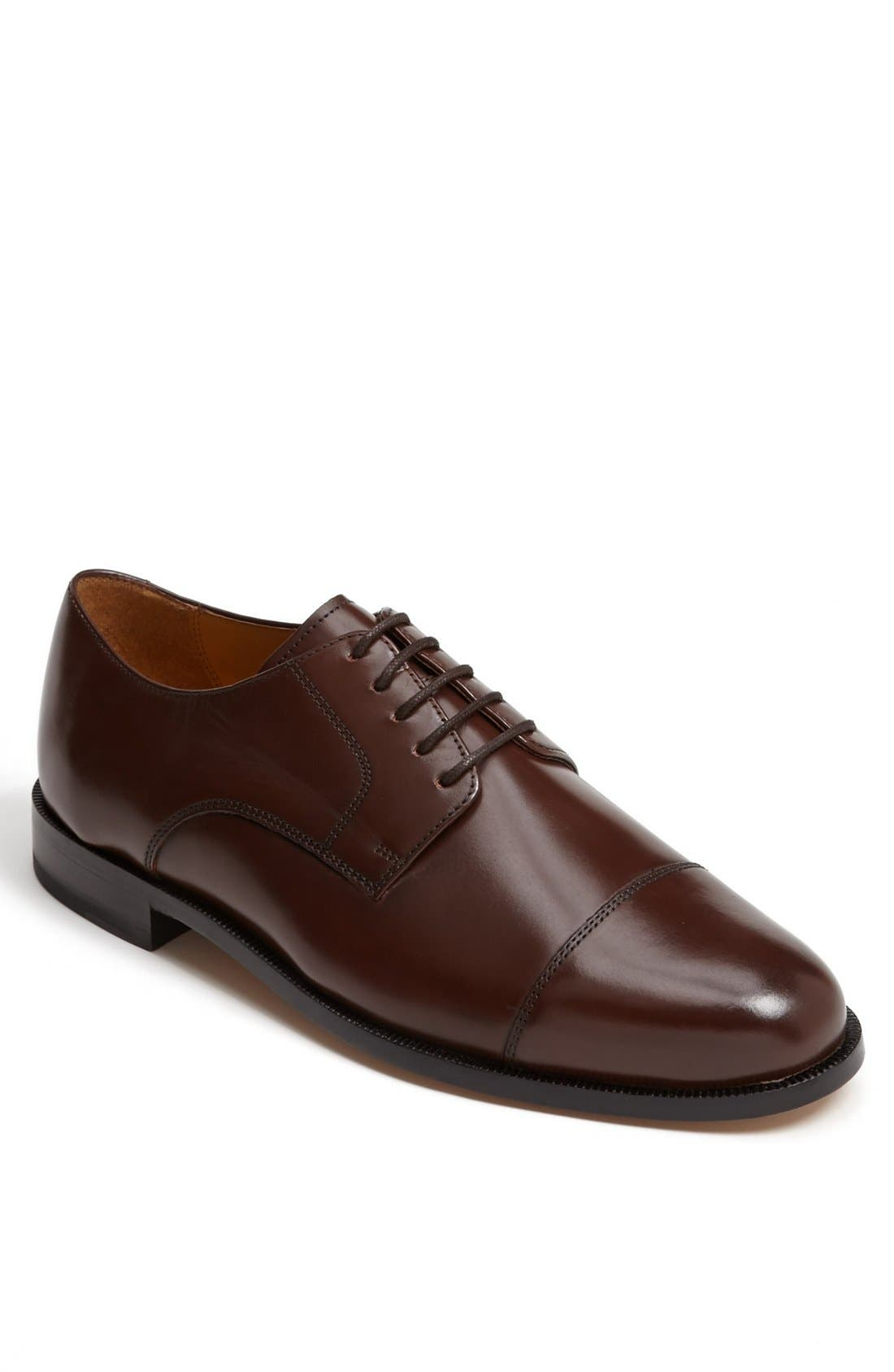 Alternate Image 1 Selected - Cole Haan 'Cassady' Cap Toe Derby   (Men)
