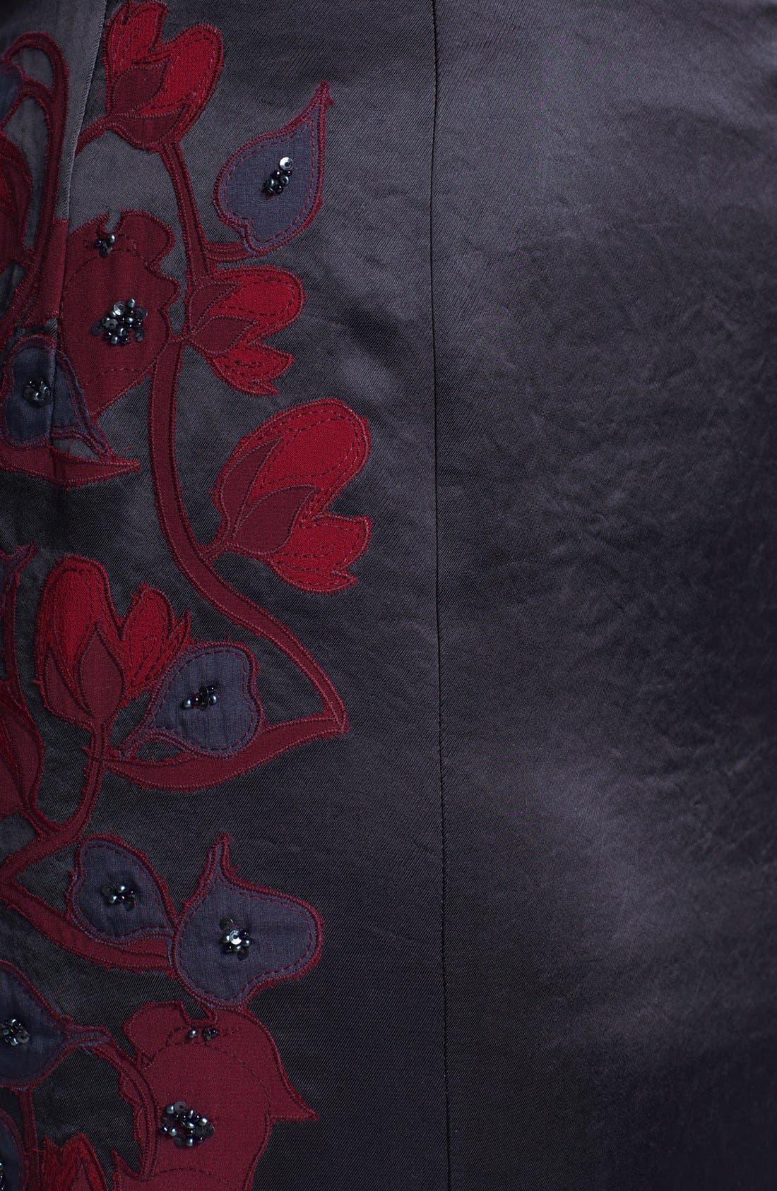 Alternate Image 3  - Tory Burch 'Uma' Embellished Midi Skirt