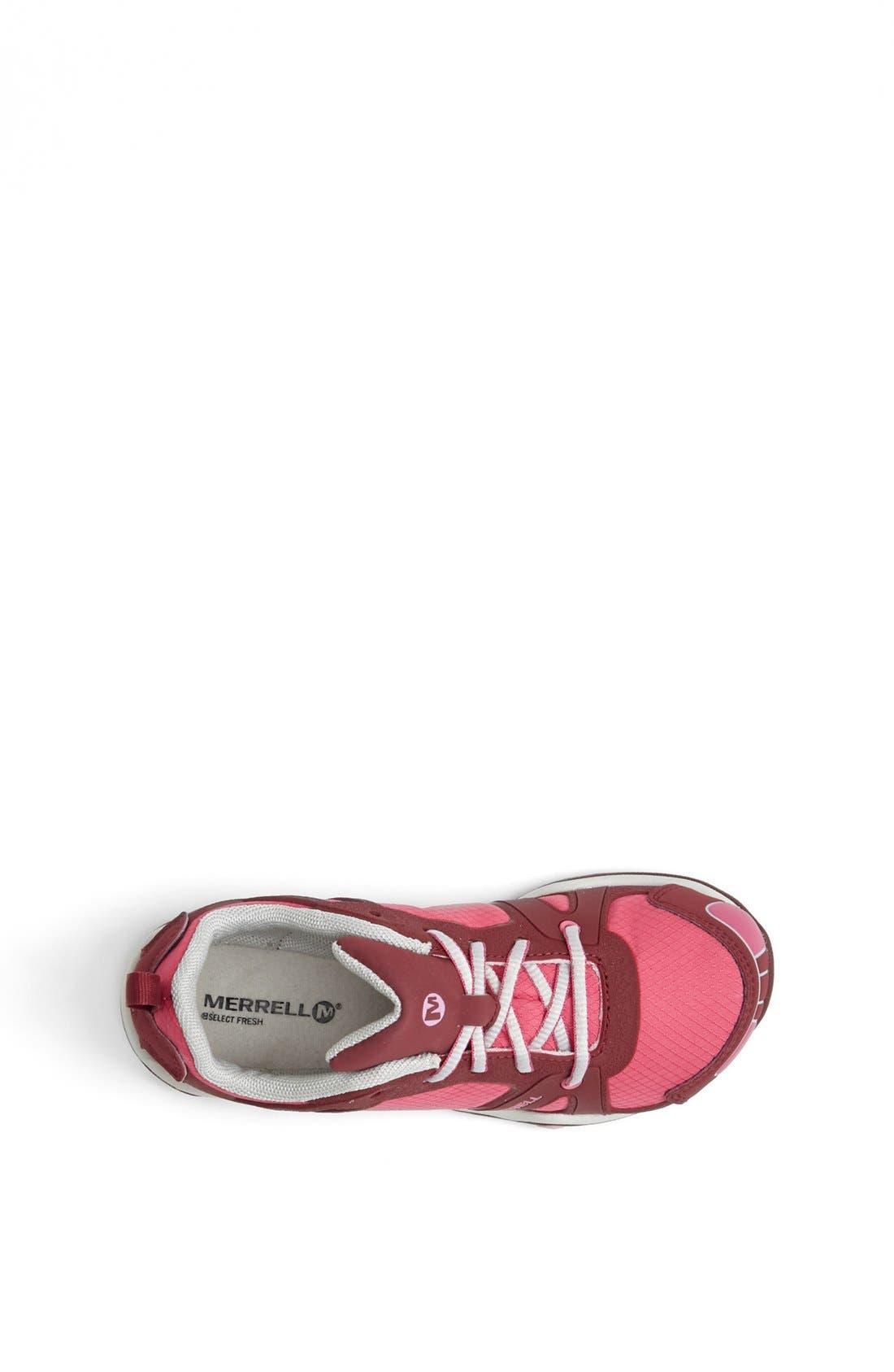 Alternate Image 3  - Merrell 'Proterra Sport' Sneaker (Toddler, Little Kid & Big Kid)