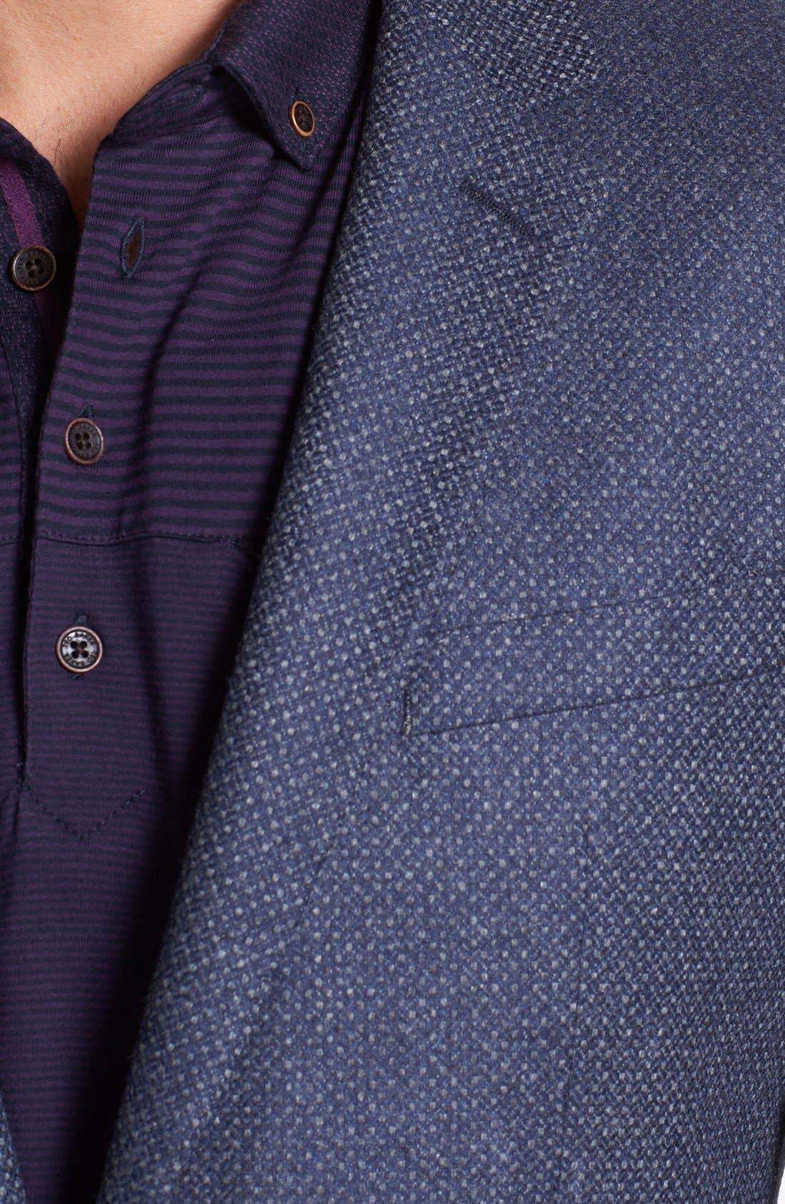 Alternate Image 2  - BOSS HUGO BOSS 'Hutch' Trim Fit Sportcoat