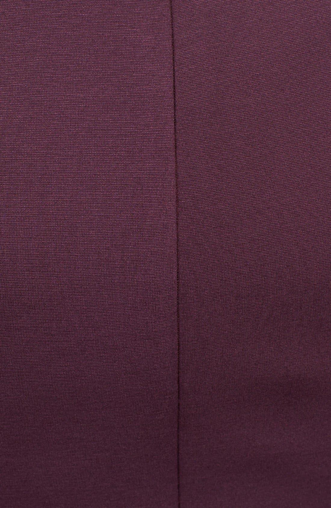 Alternate Image 3  - Trina Turk 'Fenella' Ponte Sheath Dress