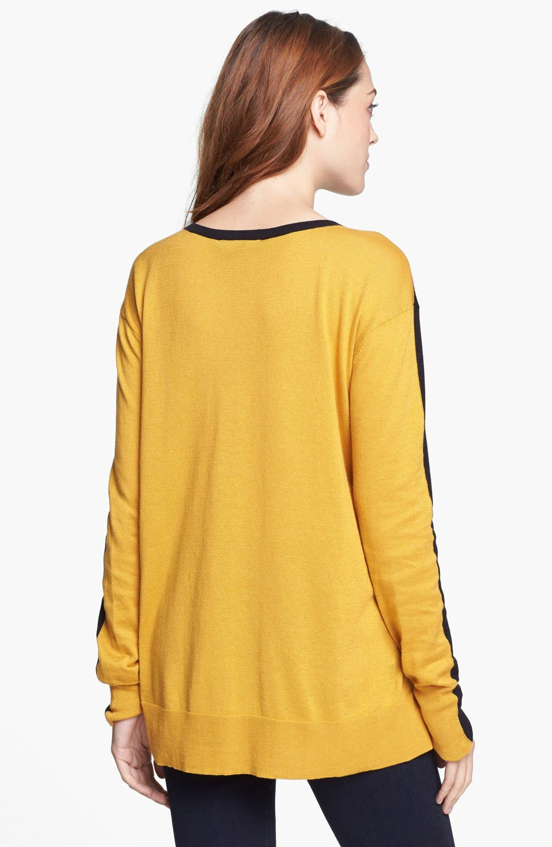 Alternate Image 2  - Kenneth Cole New York 'Oden' Colorblock Sweater
