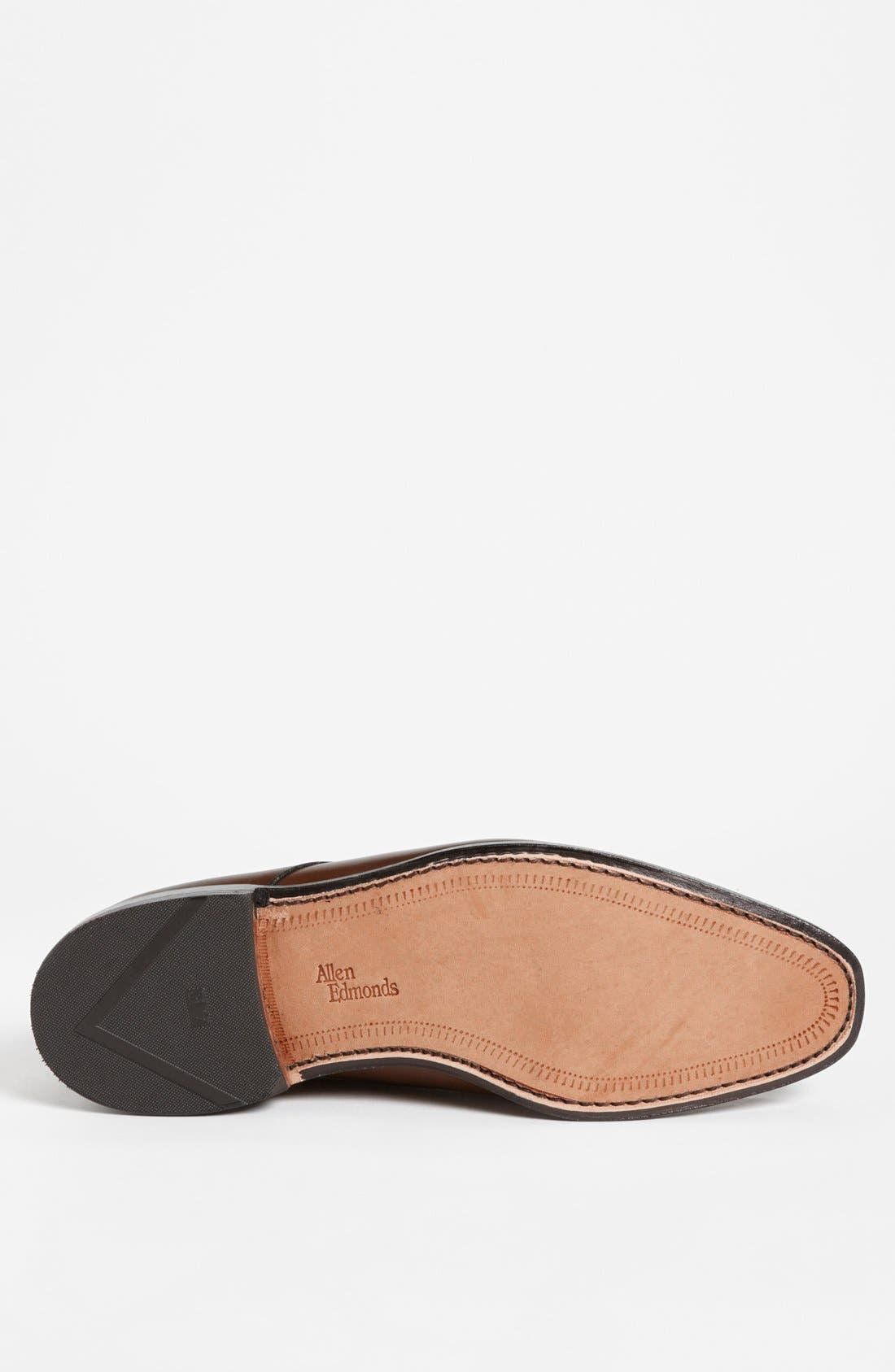 Alternate Image 4  - Allen Edmonds 'Fort Collins' Plain Toe Derby (Men)