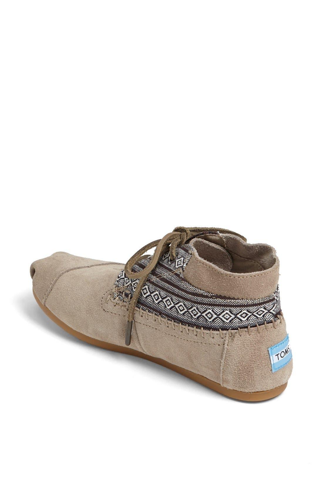Alternate Image 2  - TOMS Pattern Boot (Women)
