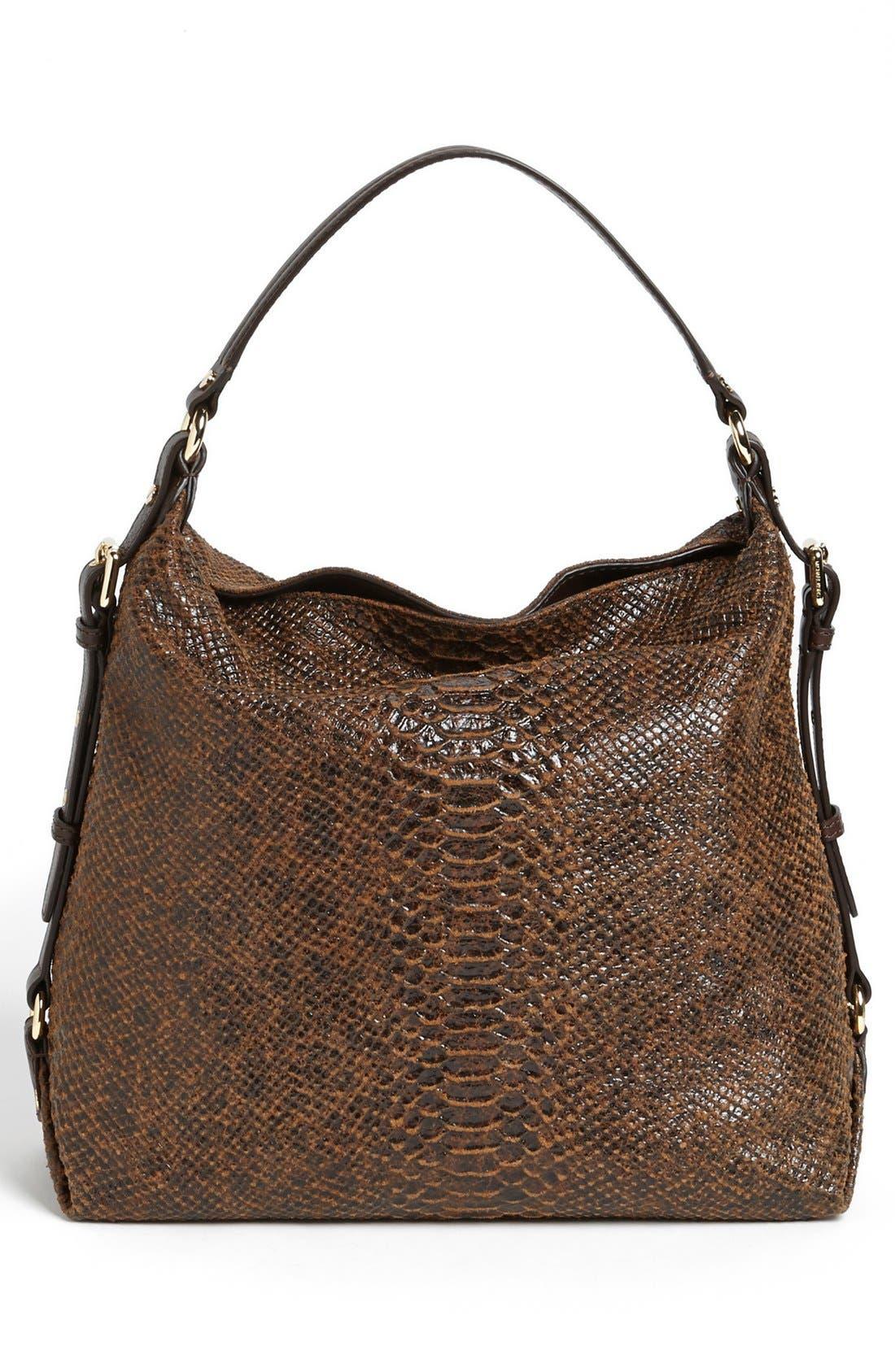 Alternate Image 4  - MICHAEL Michael Kors 'Stockard - Large' Shoulder Bag
