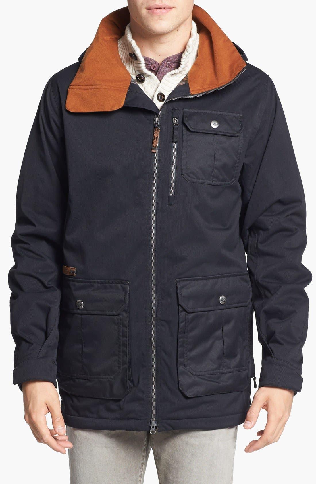 Alternate Image 1 Selected - Burton 'Sentry' Waterproof Jacket