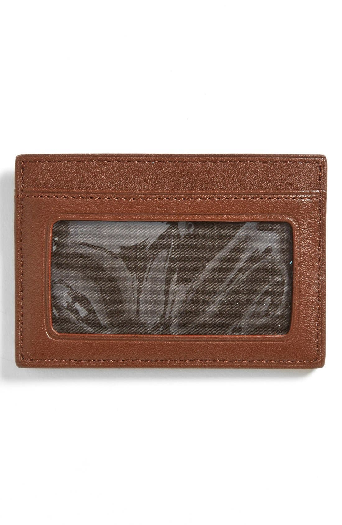 Alternate Image 4  - Tumi 'Slim' Card Case ID Wallet