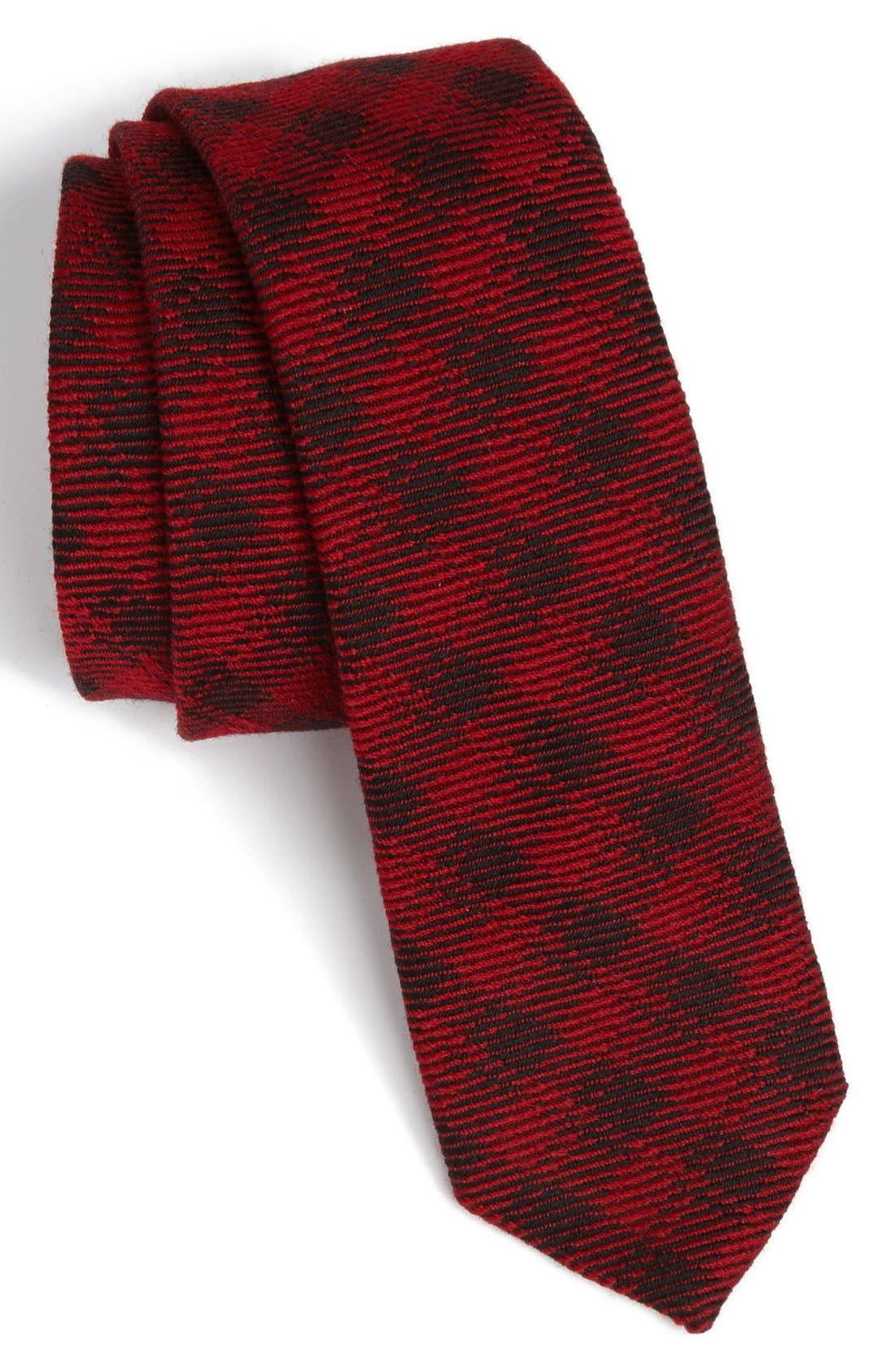 Alternate Image 1 Selected - BOSS HUGO BOSS Woven Wool Tie