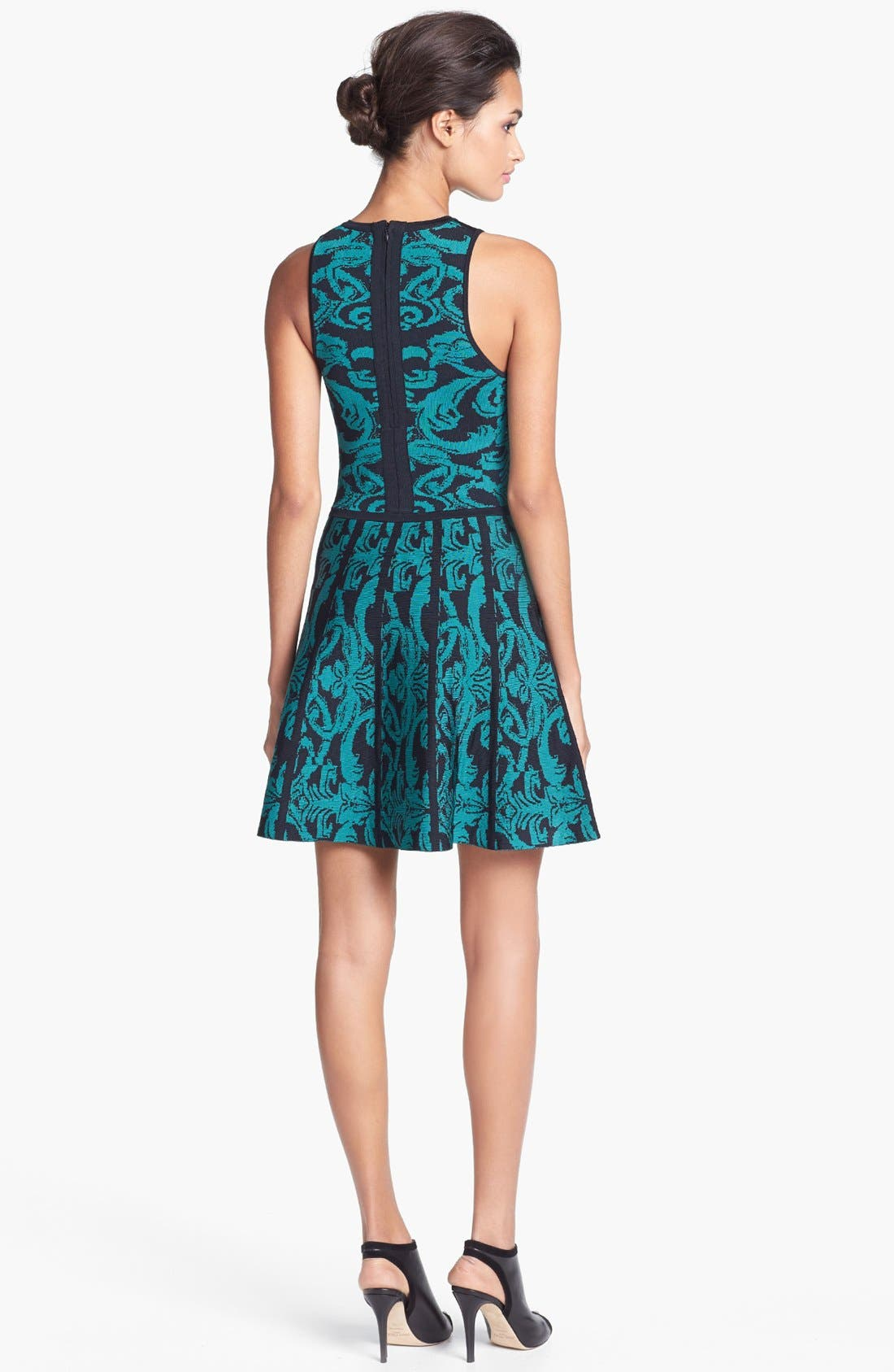 Alternate Image 2  - Parker 'Kiley' Knit A-Line Dress