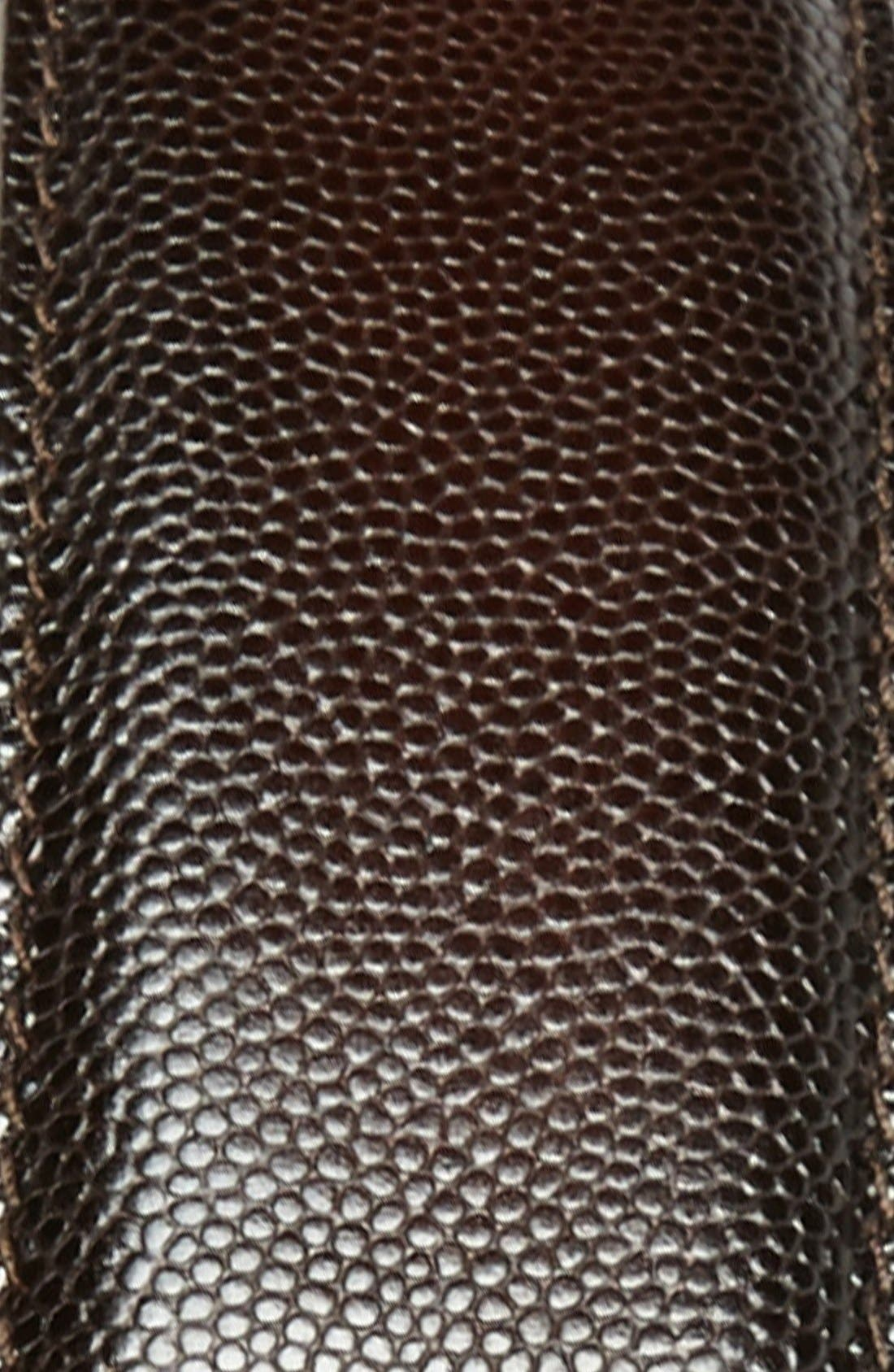 Alternate Image 2  - John W. Nordstrom® Leather Belt
