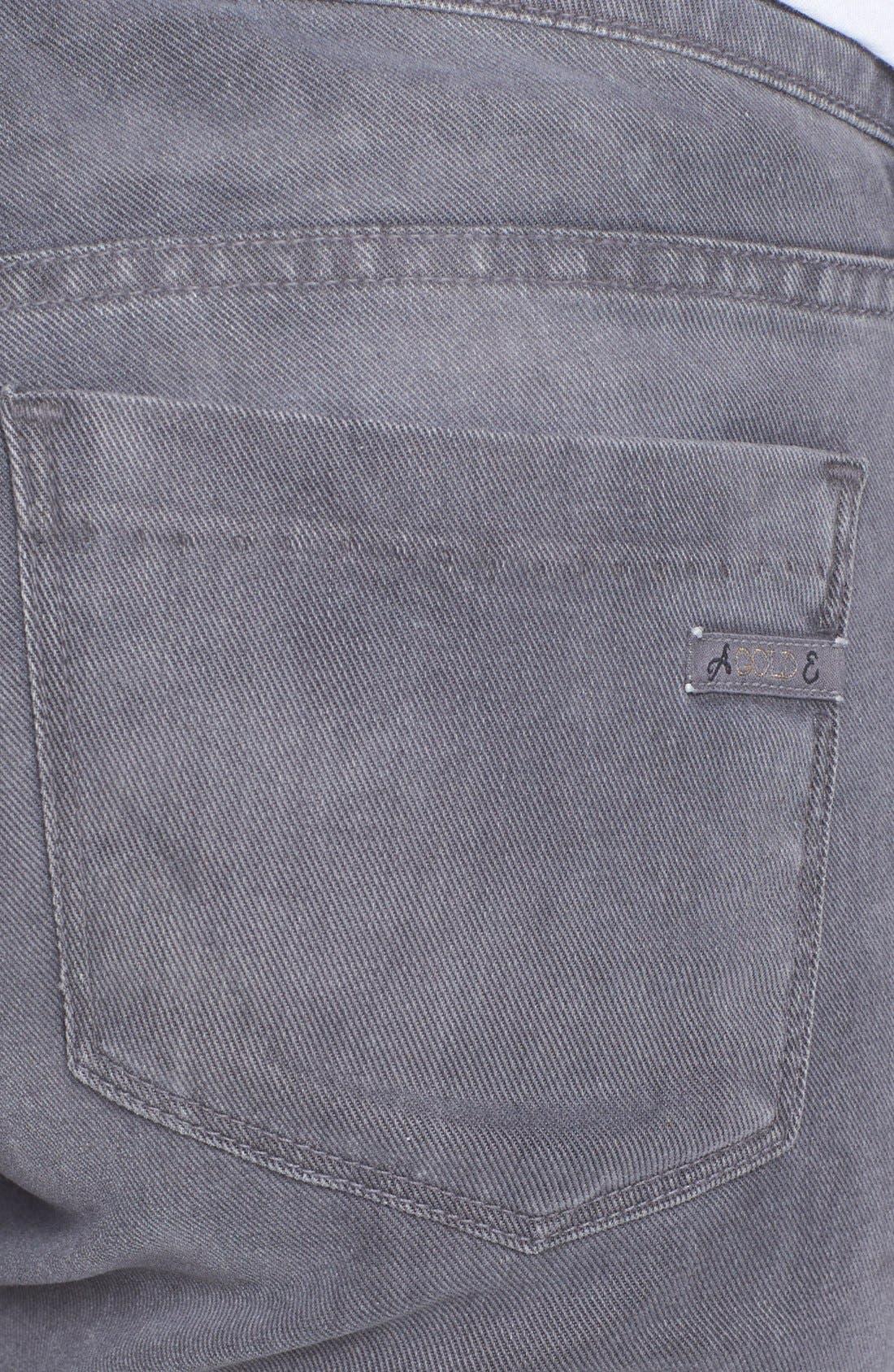 Alternate Image 3  - A Gold E 'Chloe' Slim Straight Leg Jeans (Lyon)