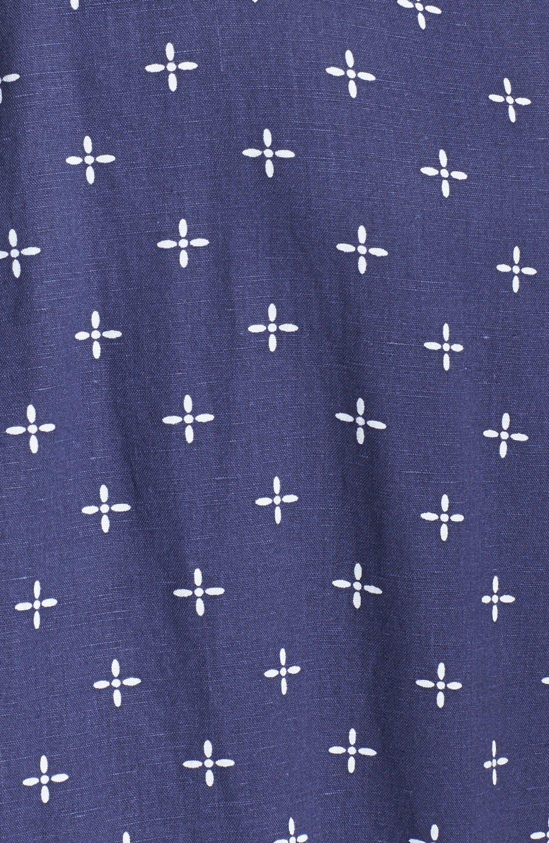 Alternate Image 2  - Levi's® Linen Blend Shirt