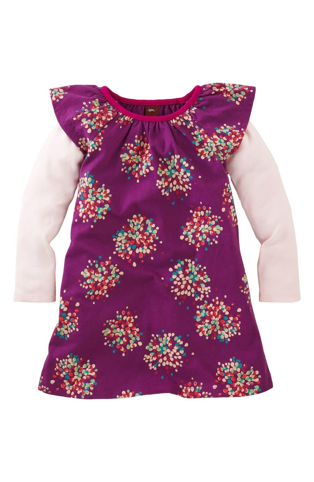 Alternate Image 1 Selected - Tea Collection 'Celebration' Dress (Baby Girls)