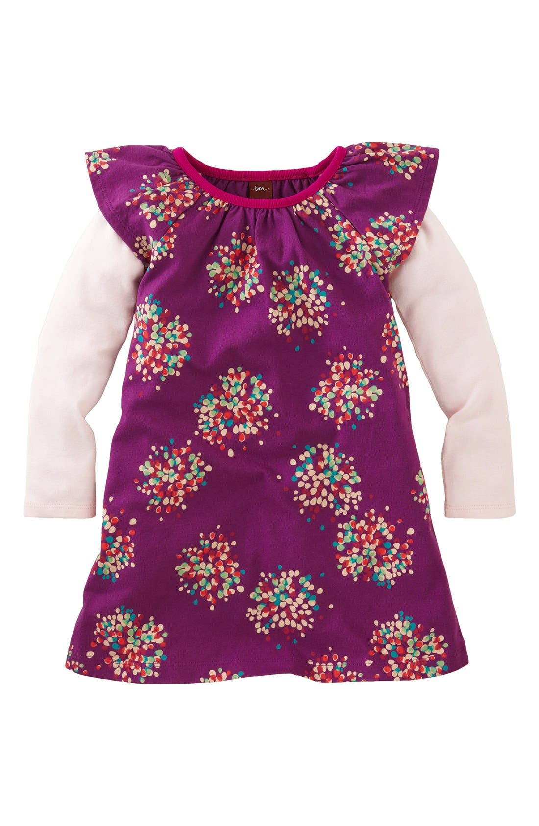 Main Image - Tea Collection 'Celebration' Dress (Baby Girls)