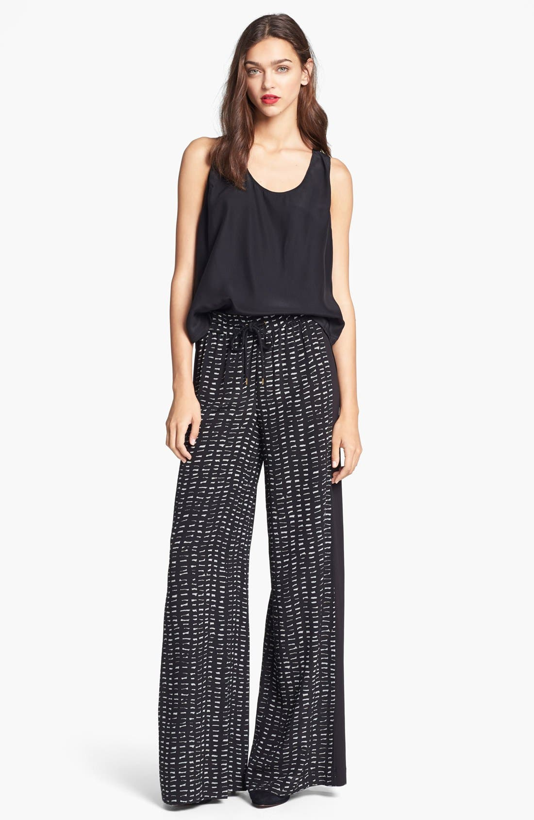 Alternate Image 4  - Rachel Zoe 'Enzie' Drawstring Pants (Long)