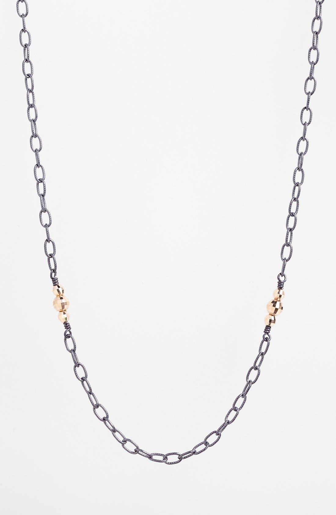 Alternate Image 2  - Mizuki 'Cut Beads' Long Station Necklace