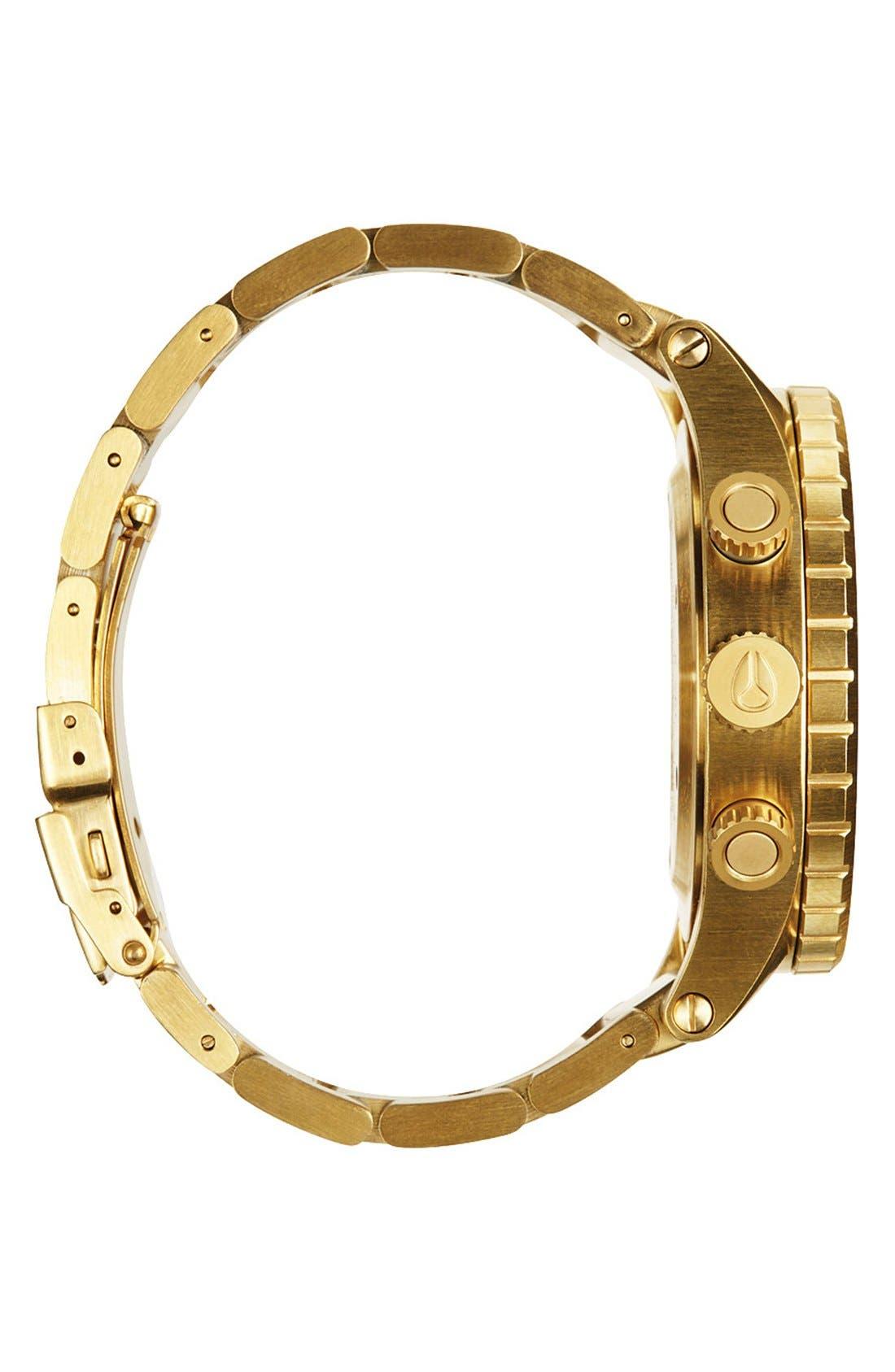Alternate Image 2  - Nixon 'The 48-20' Chronograph Watch, 48mm