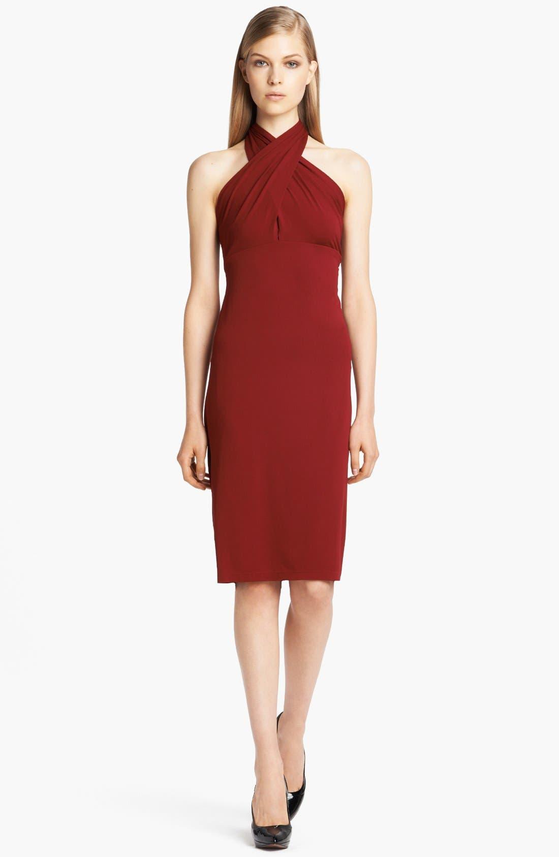Alternate Image 3  - Donna Karan 'Infinity' Matte Jersey Dress