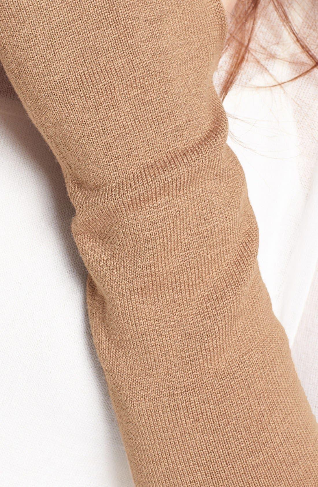 Alternate Image 2  - Echo 'Seasonless' Fingerless Gloves