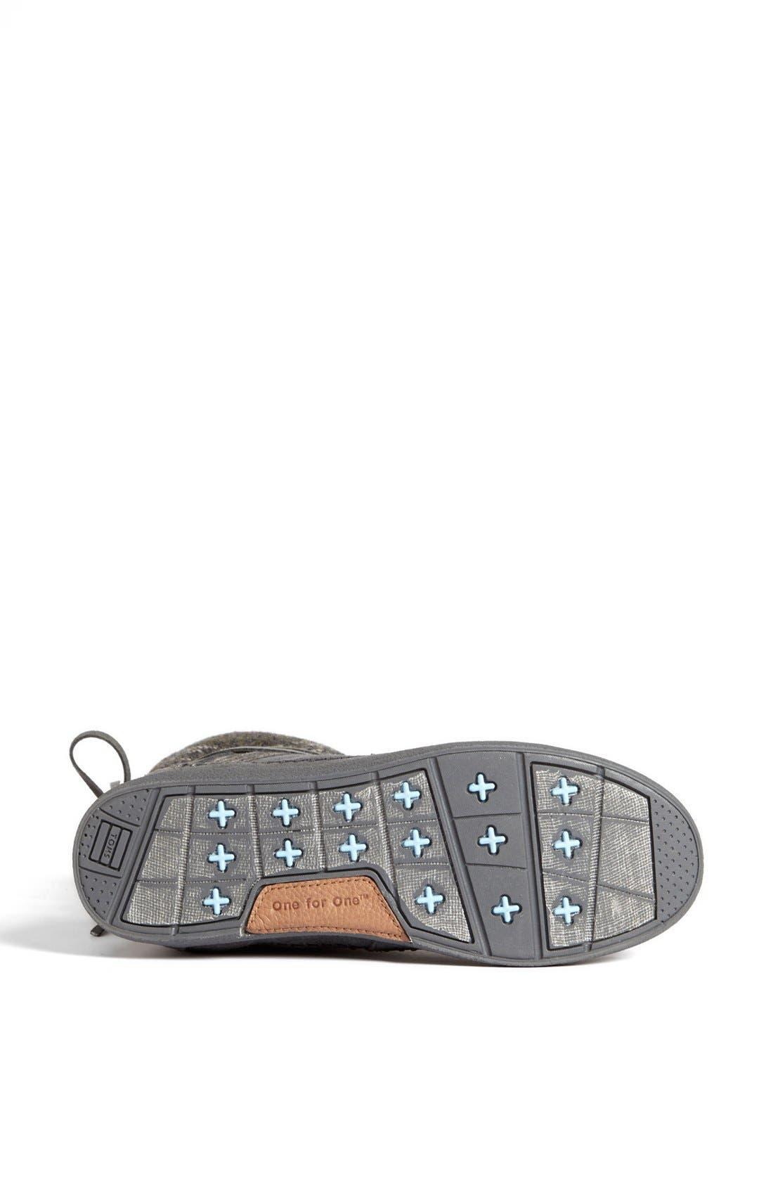 Alternate Image 4  - TOMS 'Nepal - Jacquard' Boot (Women)