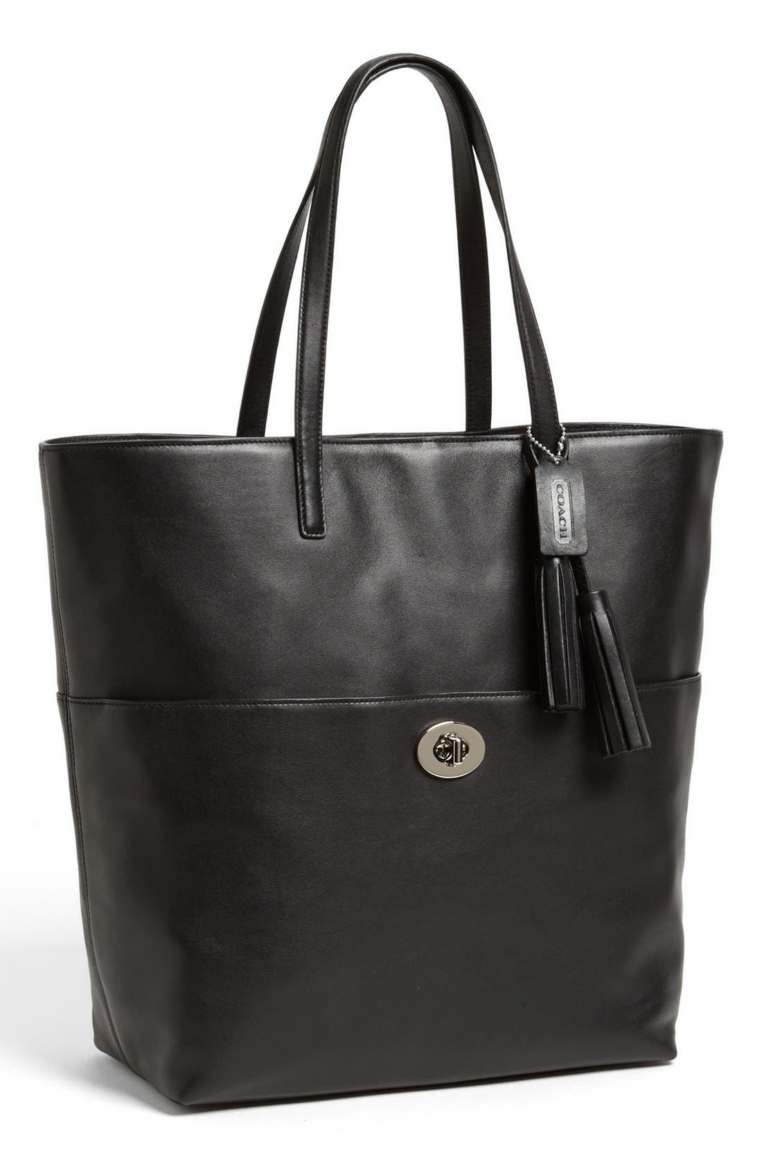 Alternate Image 1 Selected - COACH 'Legacy' Leather Tote