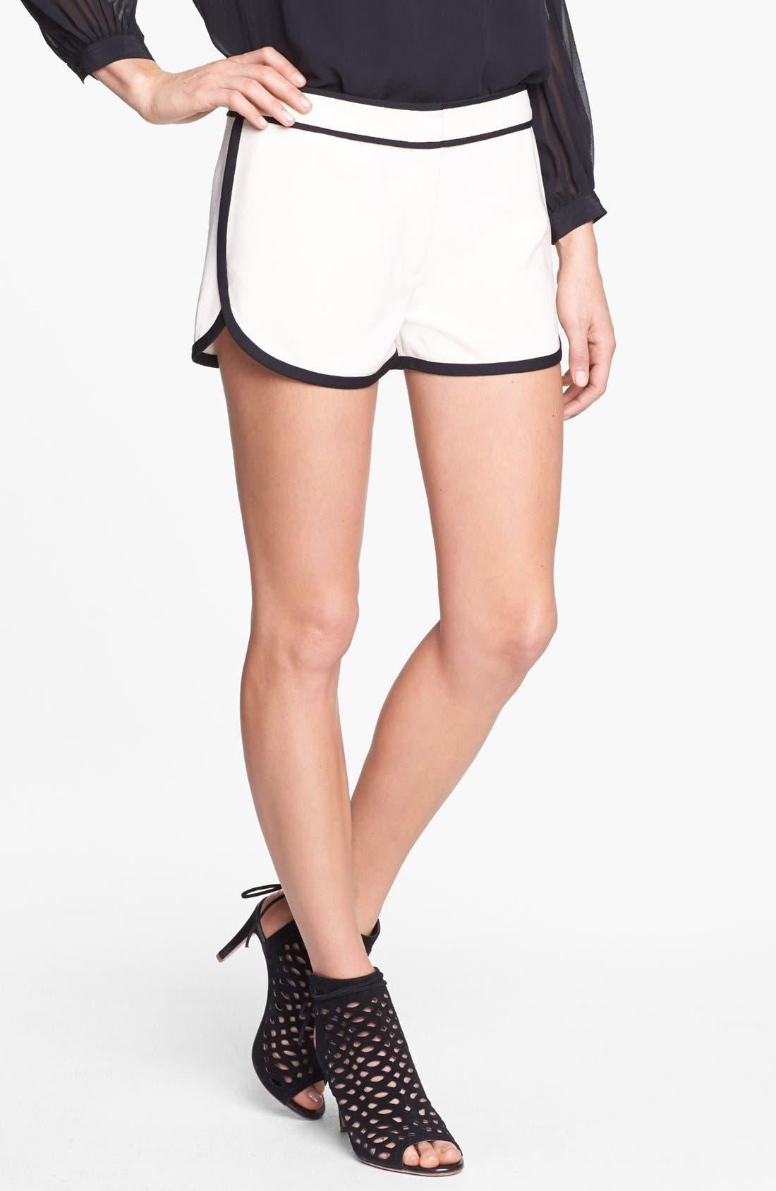Alternate Image 1 Selected - Diane von Furstenberg 'Jen' Shorts