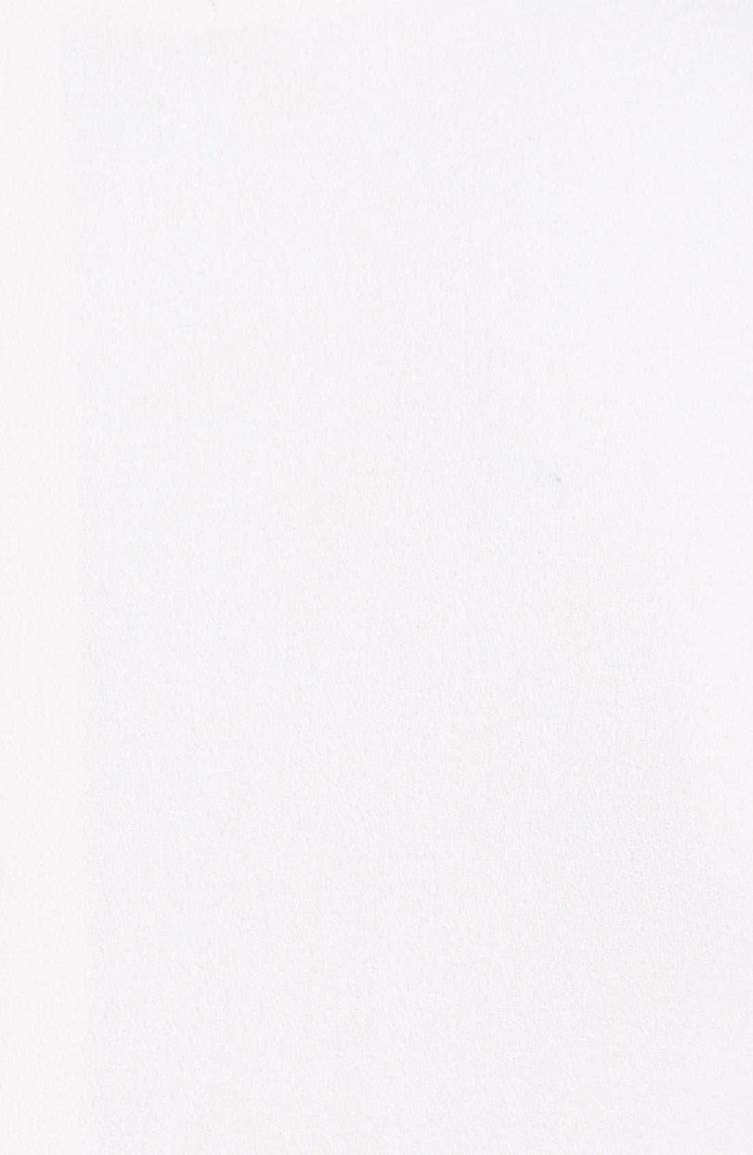 Alternate Image 4  - Tahari Chain Detail Stretch Crepe Peplum Sheath Dress