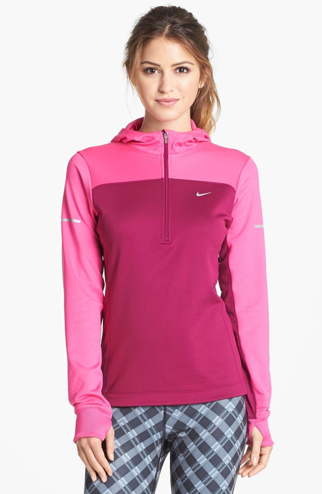 Alternate Image 1 Selected - Nike Thermal Hoodie