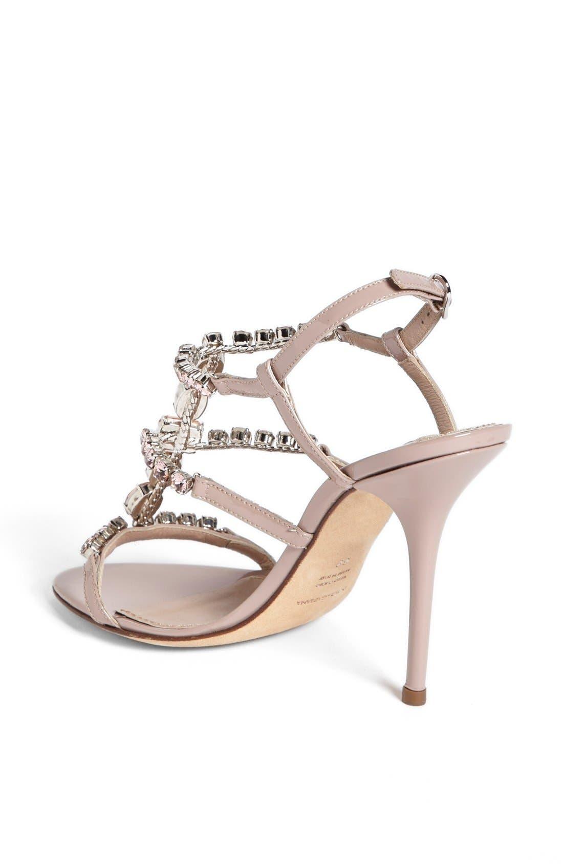 Alternate Image 2  - Dolce&Gabbana Jewel Sandal