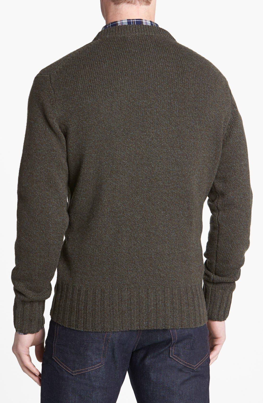 Alternate Image 2  - Rodd & Gunn 'Sumer' Cable Knit Sweater
