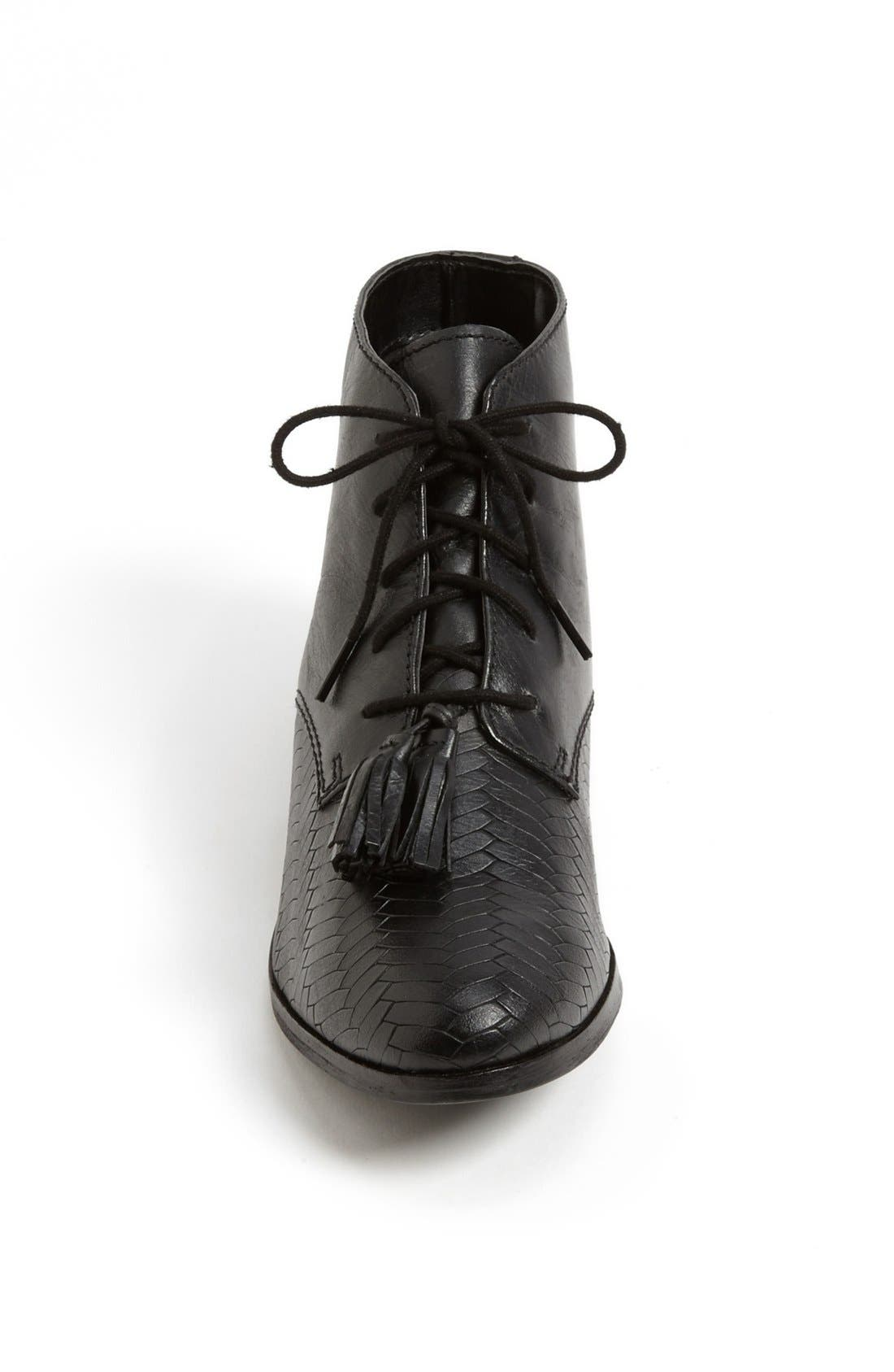Alternate Image 4  - Topshop 'Mo' Ankle Boot