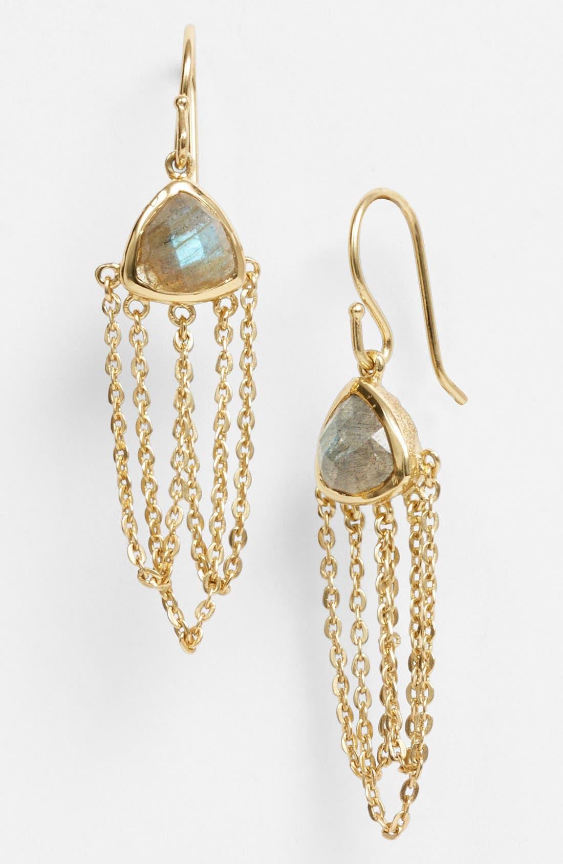 Alternate Image 1 Selected - Melinda Maria 'Mosaic - Helen' Drop Earrings