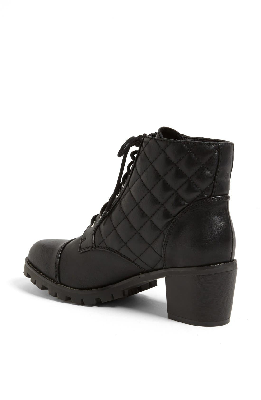 Alternate Image 2  - Tildon 'Uptown' Quilted Boot