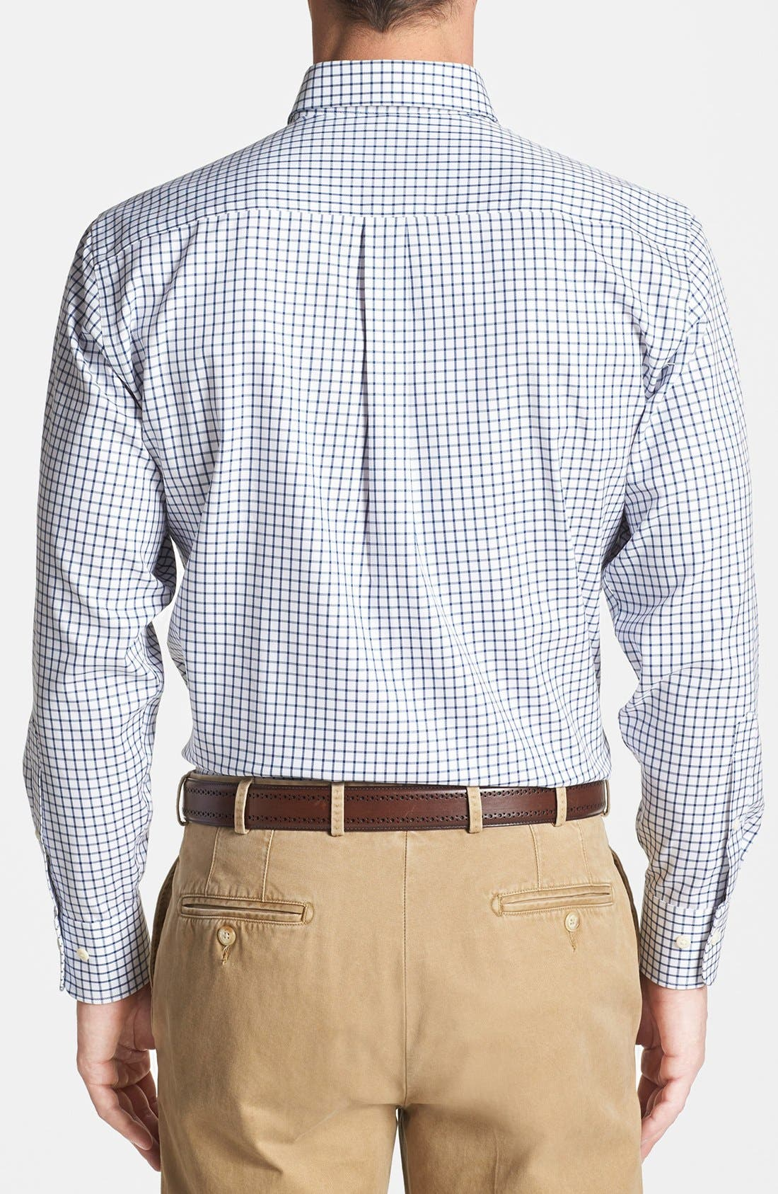 Alternate Image 2  - Peter Millar 'Auburn University' Twill Sport Shirt
