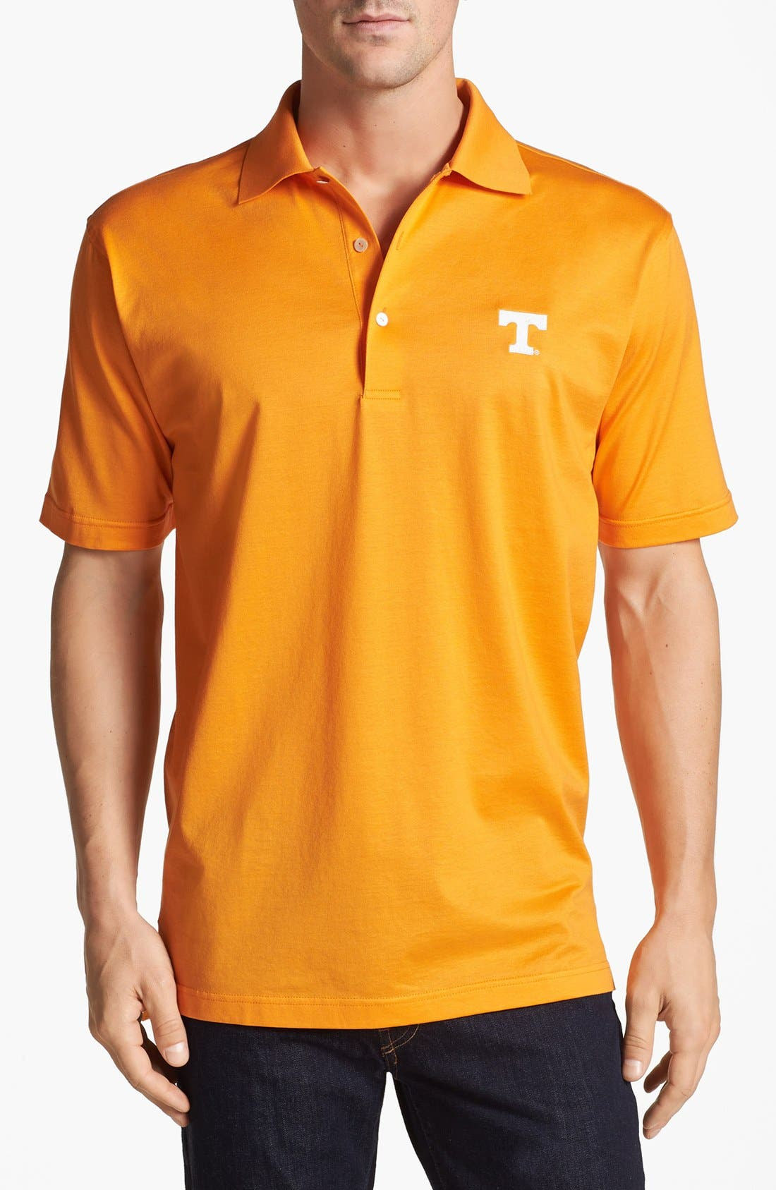 Alternate Image 1 Selected - Peter Millar 'University of Tennessee' Classic Polo