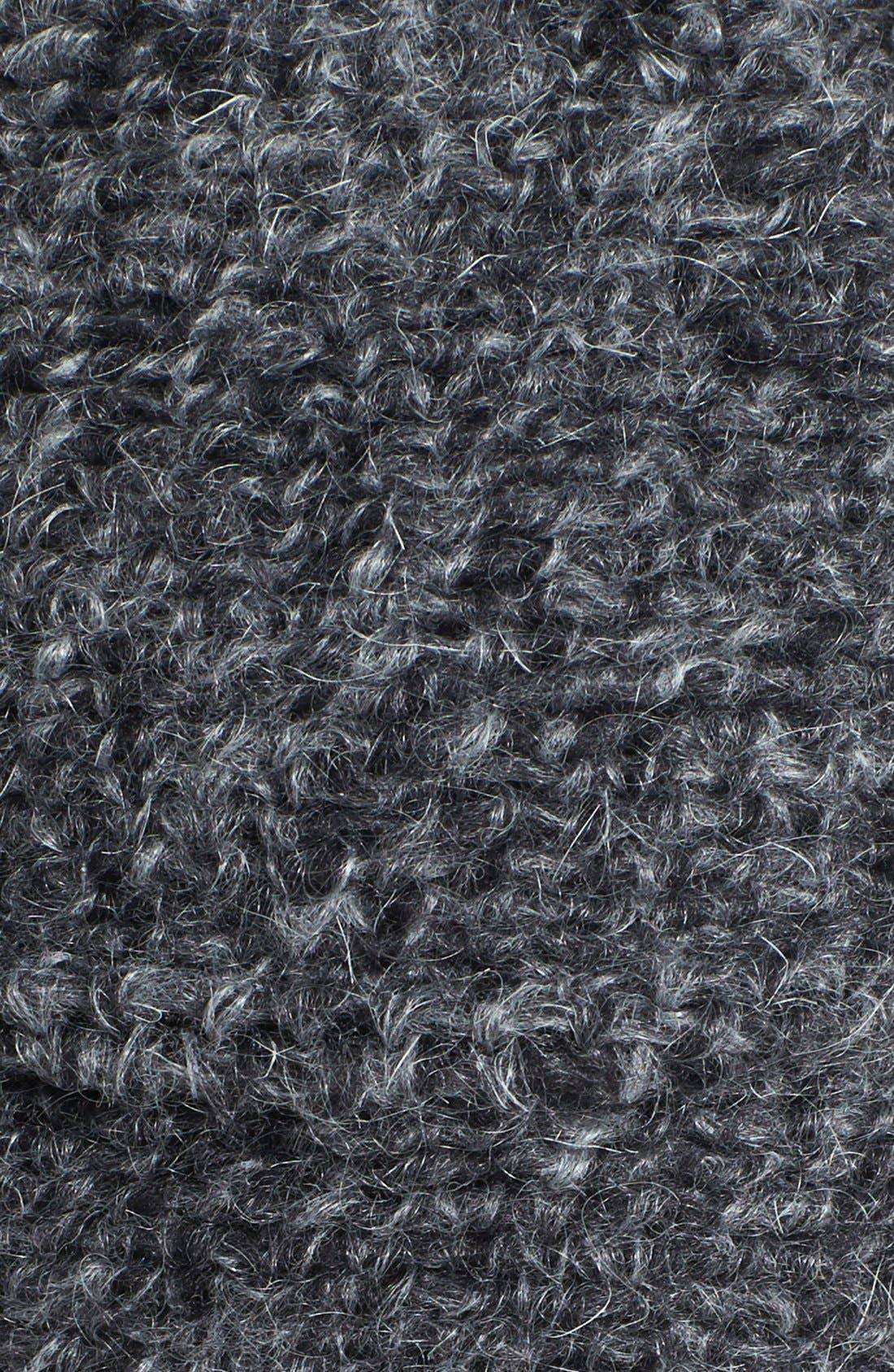 Alternate Image 2  - Tarnish Bouclé Knit Cloche