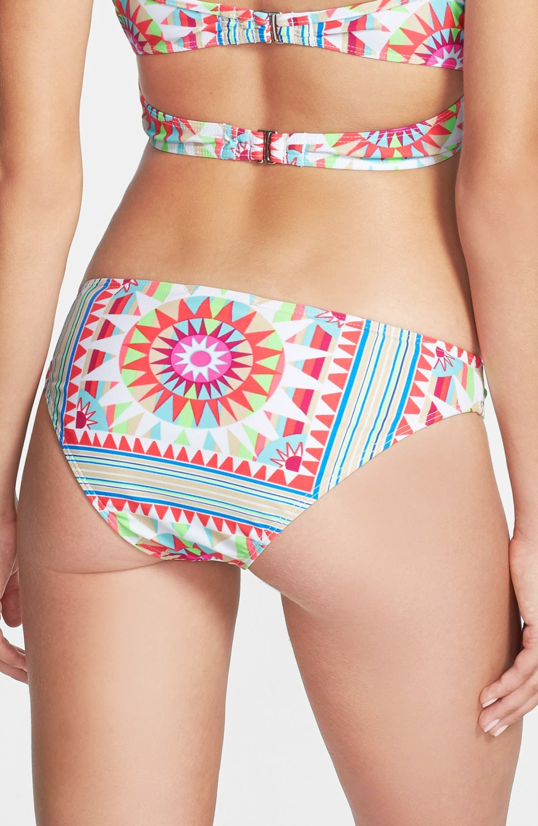 Alternate Image 2  - Mara Hoffman 'Shakti' Classic Bikini Bottoms