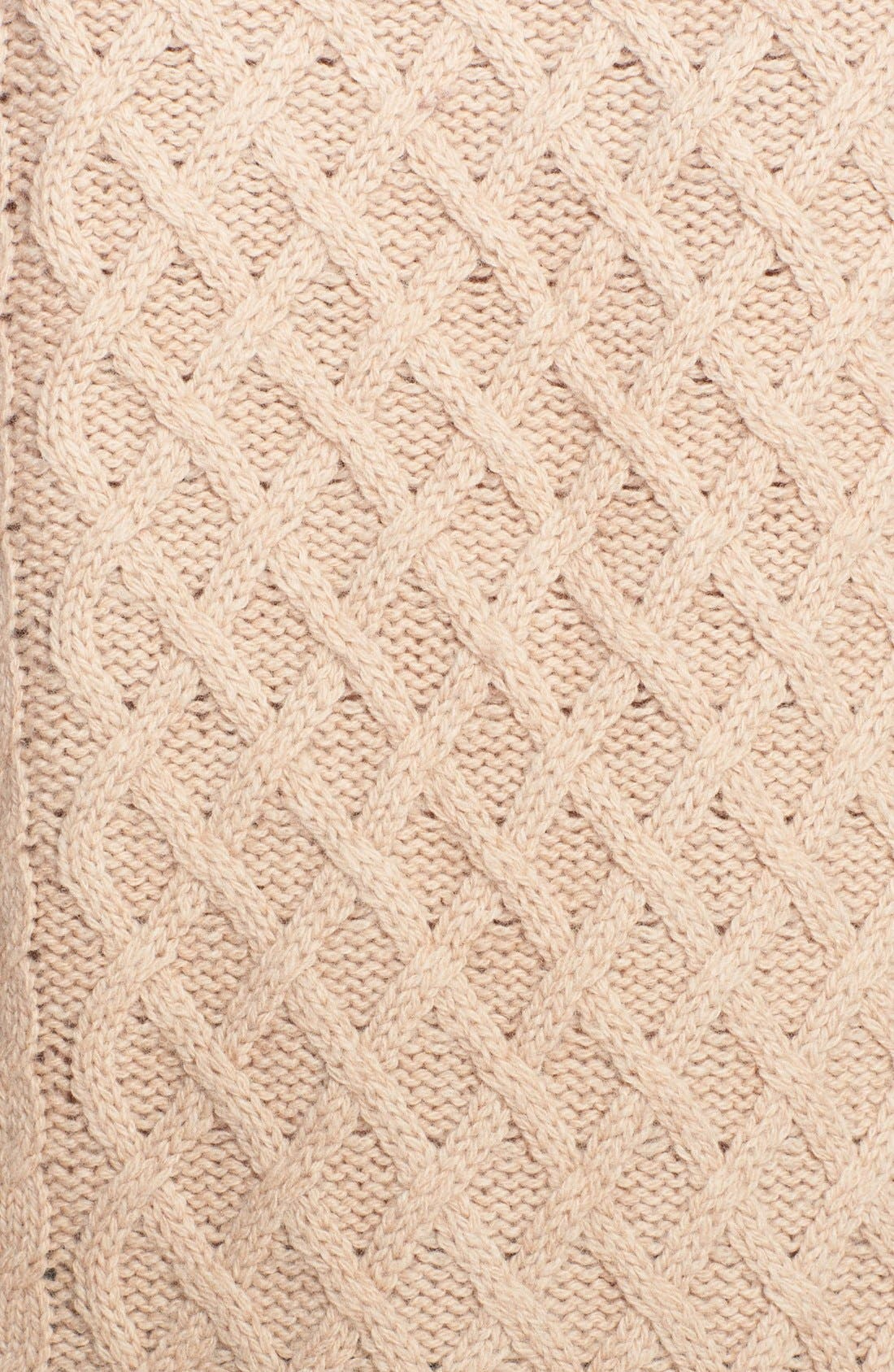 Alternate Image 3  - Joie 'Bryanne' Cable Knit Sweater