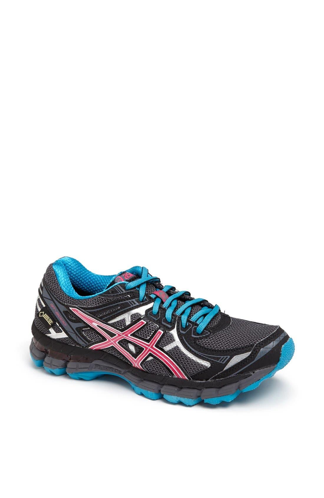 Alternate Image 1 Selected - ASICS® 'GT-2000™ G-TX' Waterproof Running Shoe (Women)