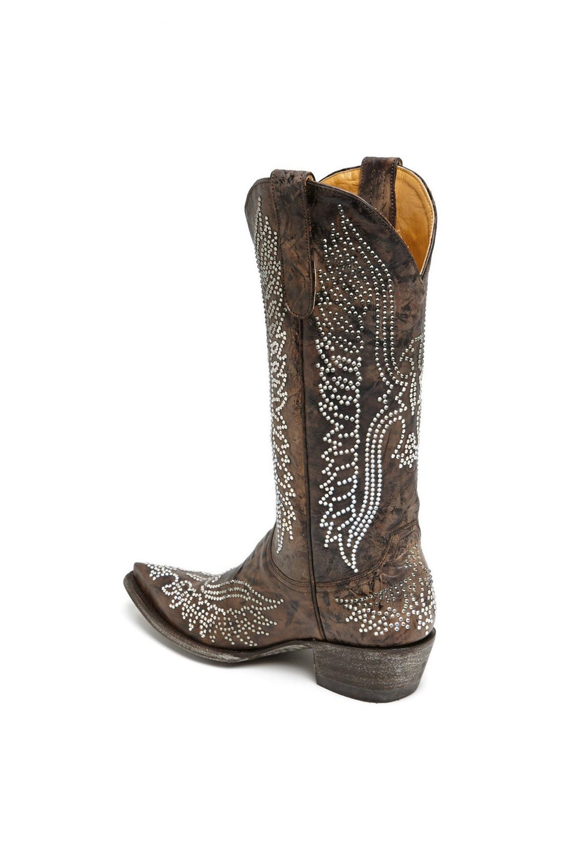 Alternate Image 2  - Old Gringo 'Eagle Swarovski' Boot
