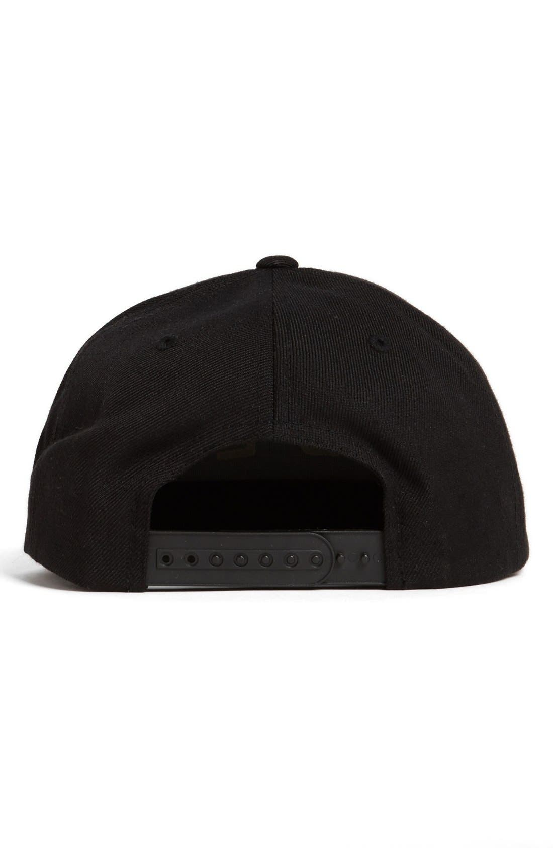 Alternate Image 2  - Obey 'Core' Snapback Baseball Cap