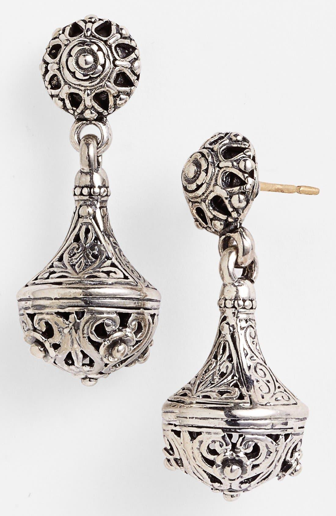 Konstantino 'Classics' Filigree Drop Earrings