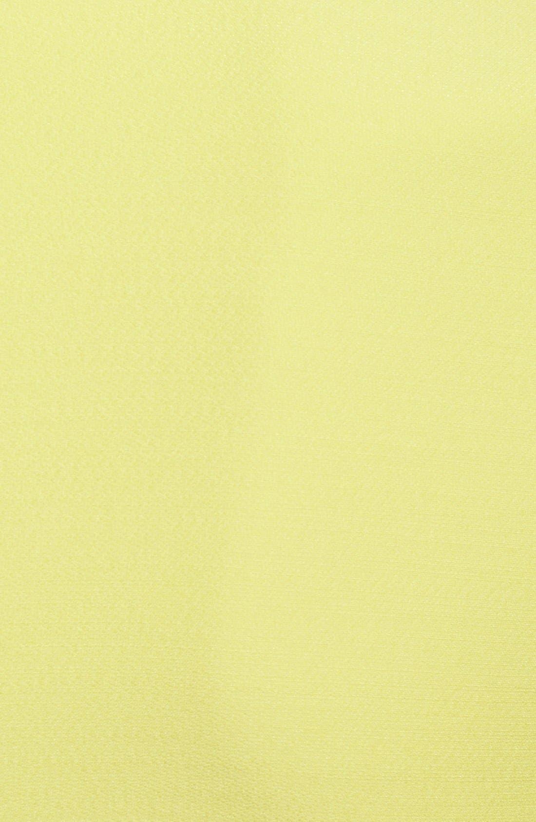 Alternate Image 3  - Valentino Bow Detail Crepe Minidress