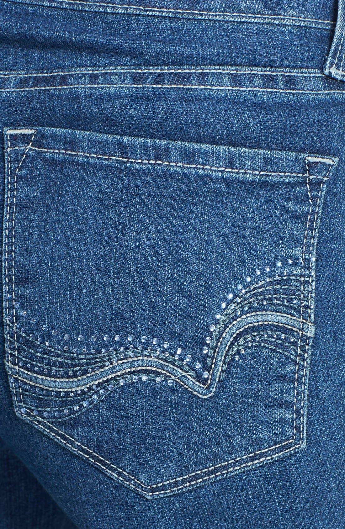 Alternate Image 2  - NYDJ 'Marilyn' Stretch Straight Leg Jeans (Maryland)
