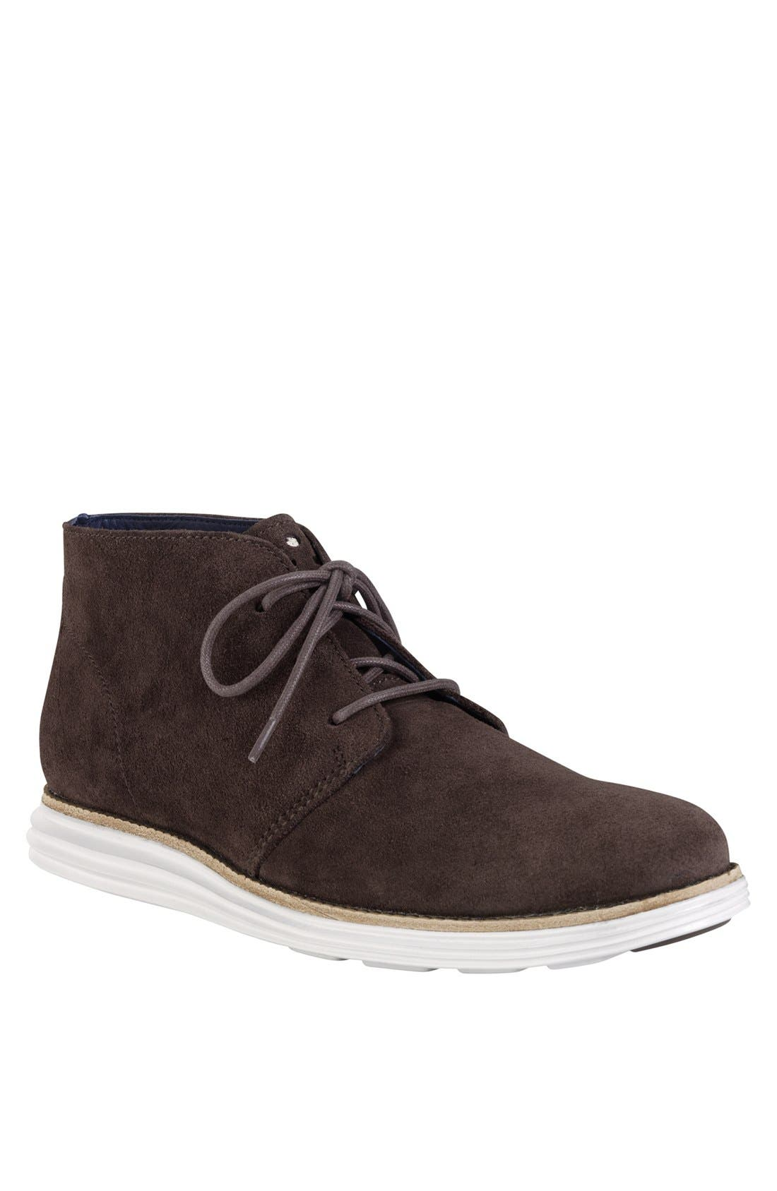 Alternate Image 1 Selected - Cole Haan 'LunarGrand' Chukka Boot   (Men)
