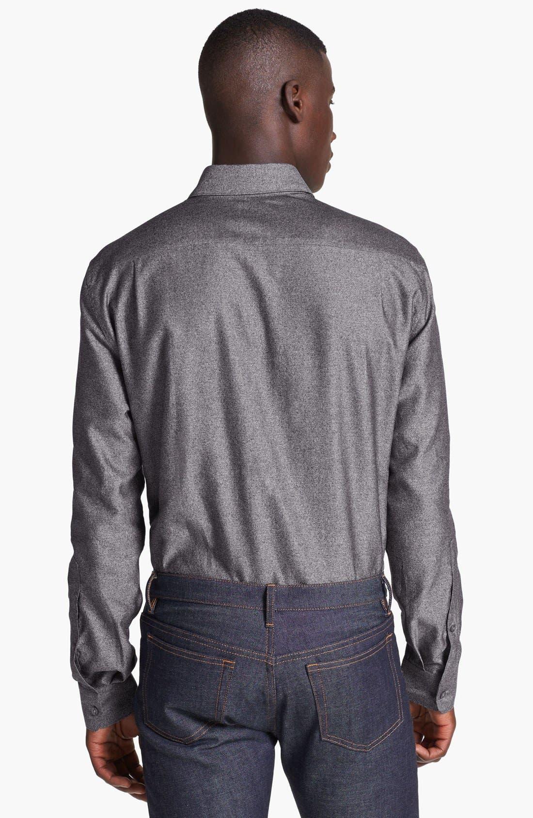 Alternate Image 2  - Paul Smith London Textured Cotton Shirt