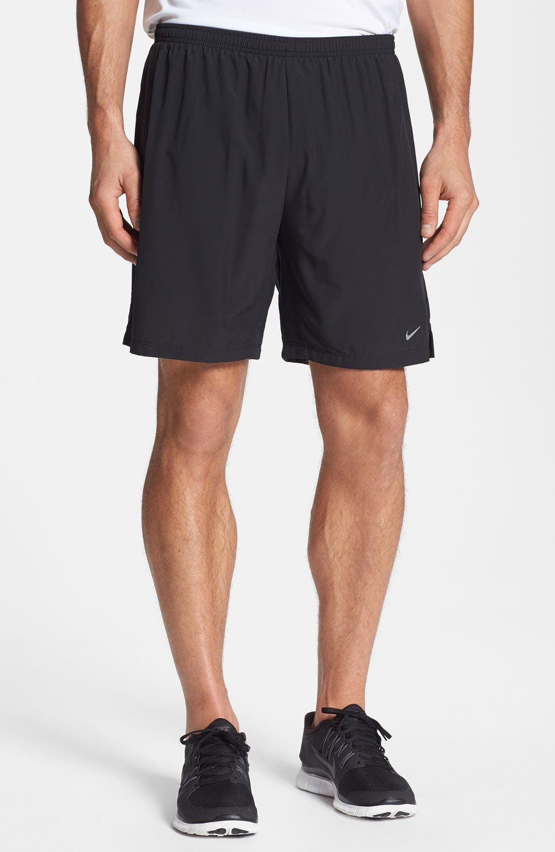 Alternate Image 1 Selected - Nike 'Phenom' 2-in-1 Shorts