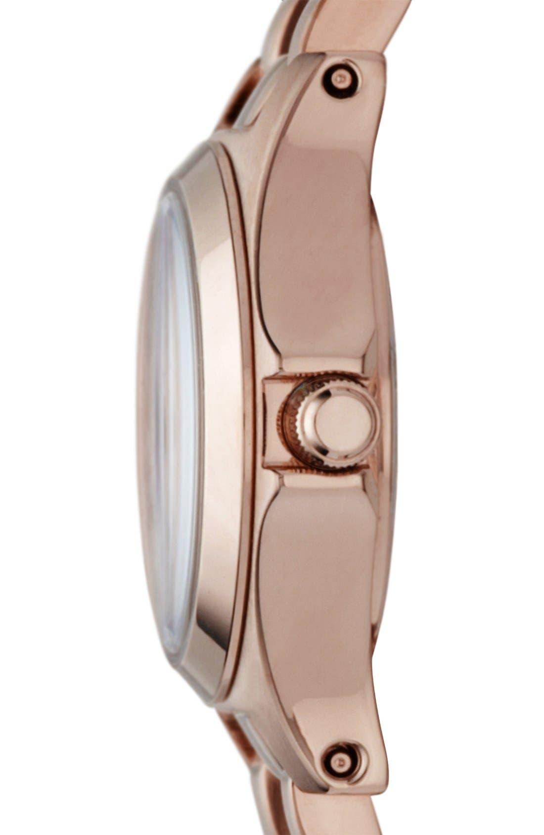 Alternate Image 3  - MARC JACOBS 'Henry Dinky' Bracelet Watch, 20mm